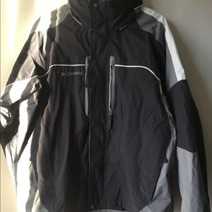 COLUMBIA MENS WINTER JACKET
